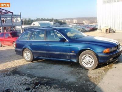 BMW 525 2.5tds - E-39