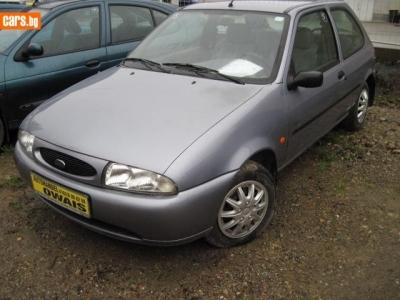 Ford Fiesta 1.25i