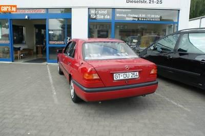 Mercedes-Benz C 200 2.0i 16v