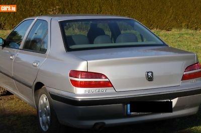 Peugeot 406 2.1TDI/1.9TDI