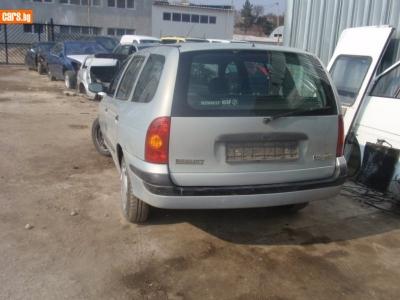 Renault Megane 1.4i1.6i1.9DCi