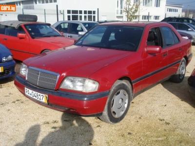 Mercedes-Benz C 180 1800