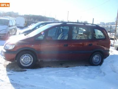 Opel Zafira 1.8i 16v
