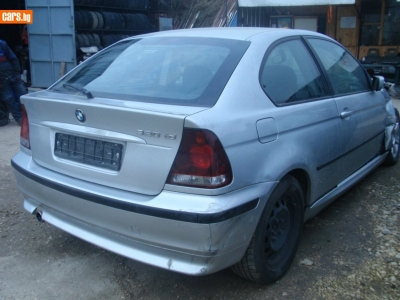 BMW 320 D-COMPACT-6ck.